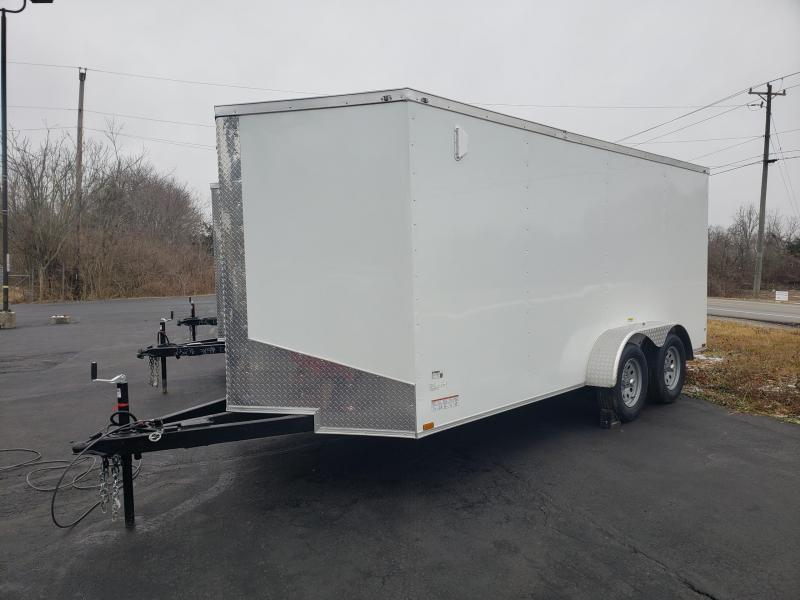 2021 Quality Trailers 7x16TA Enclosed Cargo Trailer