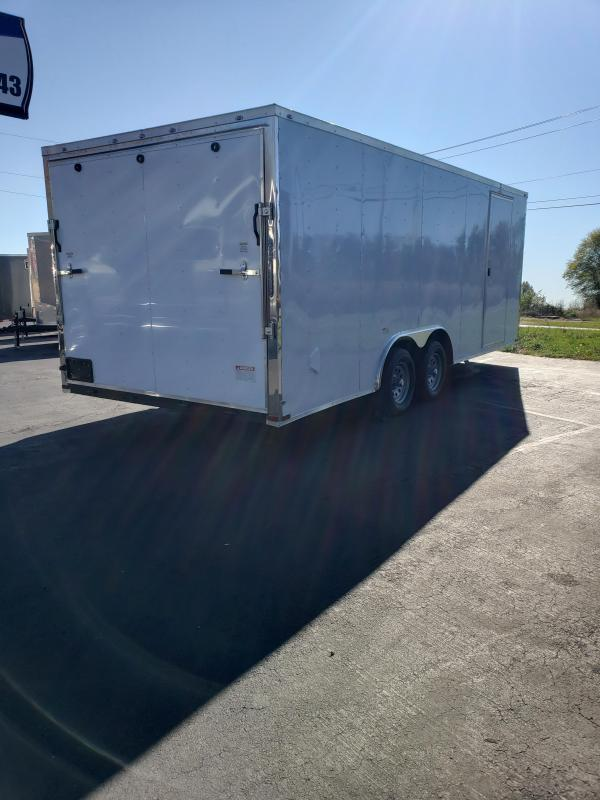 2020 Quality Cargo 8.5 X 20 Enclosed Cargo Trailer