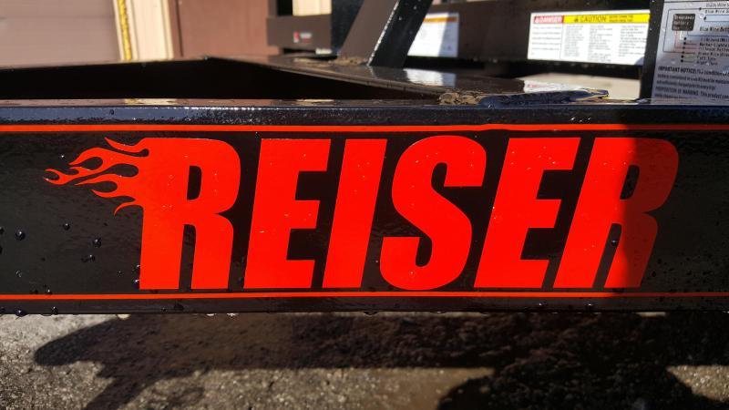 2021 Reiser Trailers L1682TL Flatbed Trailer
