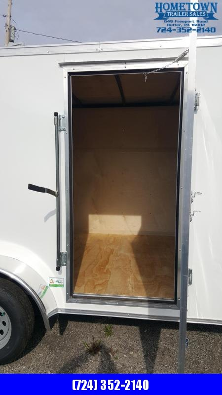 2021 Cargo Mate EHW 7/14 TA2 Enclosed Cargo Trailer