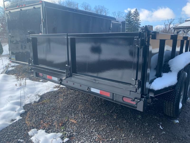 2021 Reiser Trailers D1414K Dump Trailer