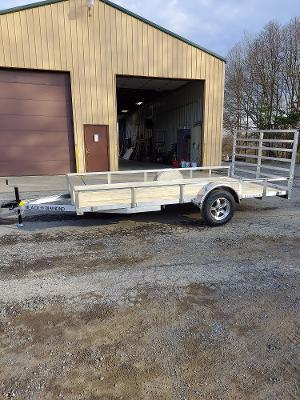 2021 Other 8214AW Utility Trailer