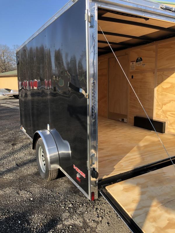 2020 Cargo Mate EHW712SA Enclosed Cargo Trailer