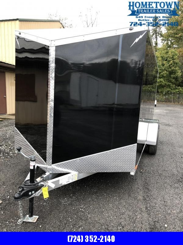 2020 Lightning Trailers 7x16 Enclosed Cargo Trailer