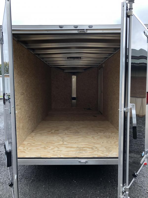 2020 Lightning Trailers 7x16 Enclosed Cargo Trailer