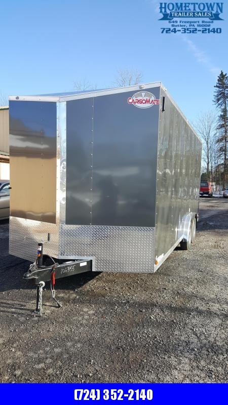2021 Cargo Mate EHH820TAS Enclosed Cargo Trailer
