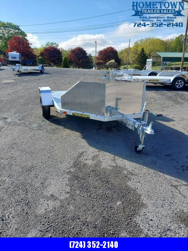 2022 Aluma MC210 Motorcycle Trailer