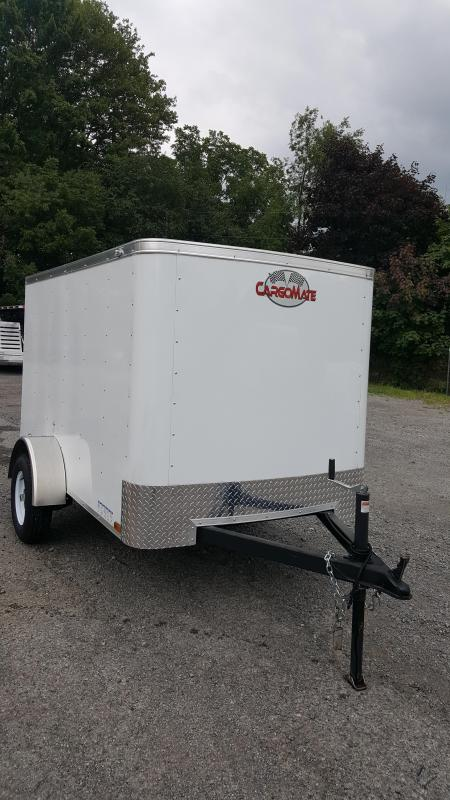 2019 Cargo Mate SS58SA Enclosed Cargo Trailer