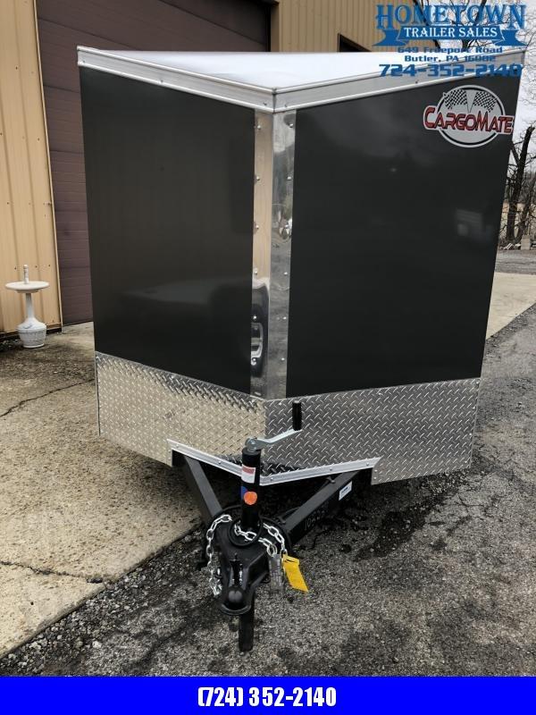2020 Cargo Mate EHW510SA Enclosed Cargo Trailer