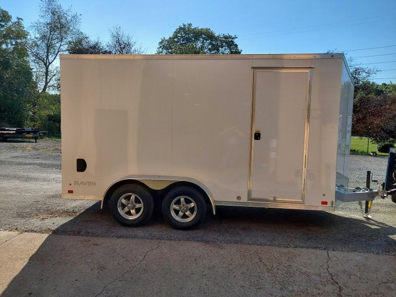 2022 ATC 7x14TA Raven Cargo Limited Enclosed Trailer