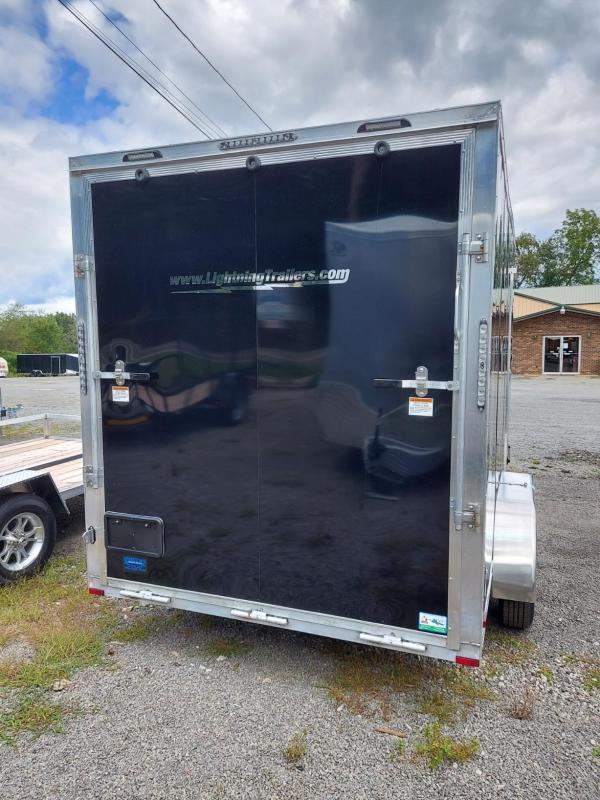 2022 Lightning Trailers LTF714TA2 Enclosed Cargo Trailer