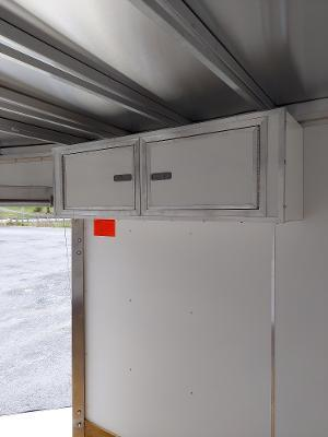 2021 Rance Aluminum Trailers REES82865TA Enclosed Cargo Trailer