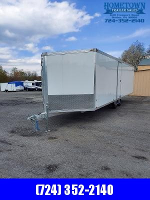 2021 Rance Aluminum Trailers REES82865TA Enclosed Cargo Trailer