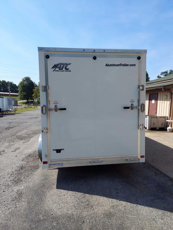 2022 ATC CGLAB7016+2-2T3.5K-7.0 Enclosed Cargo Trailer