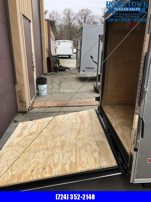 2020 Cargo Mate 5.5x10 Enclosed Cargo Trailer