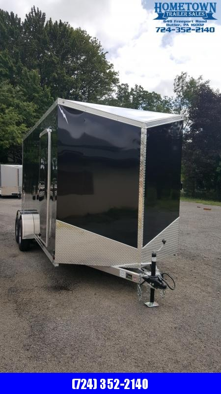 2021 Rance Aluminum Trailers LTF 7X16 TA2 Enclosed Cargo Trailer