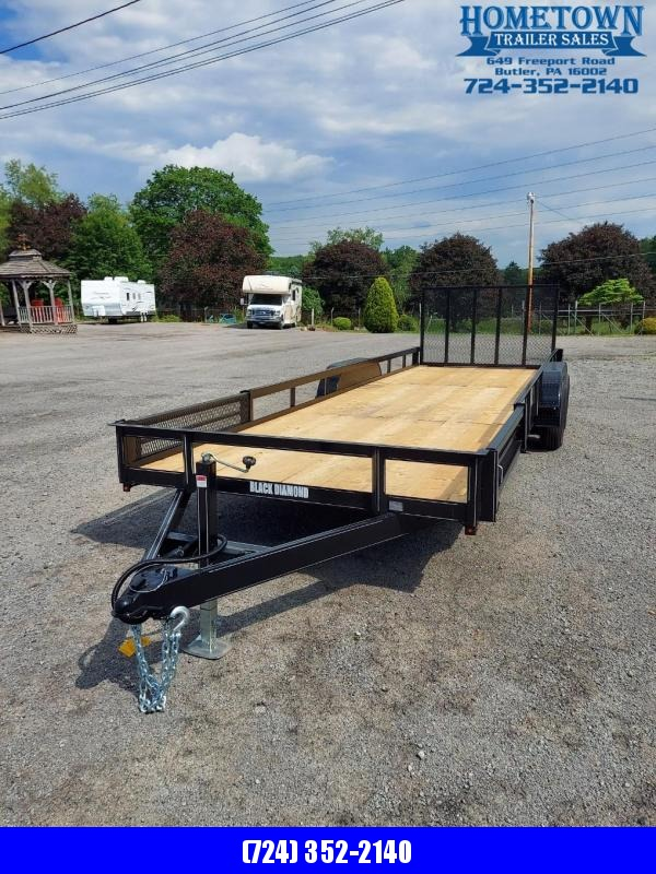 2021 Other 82X24 Utility Trailer