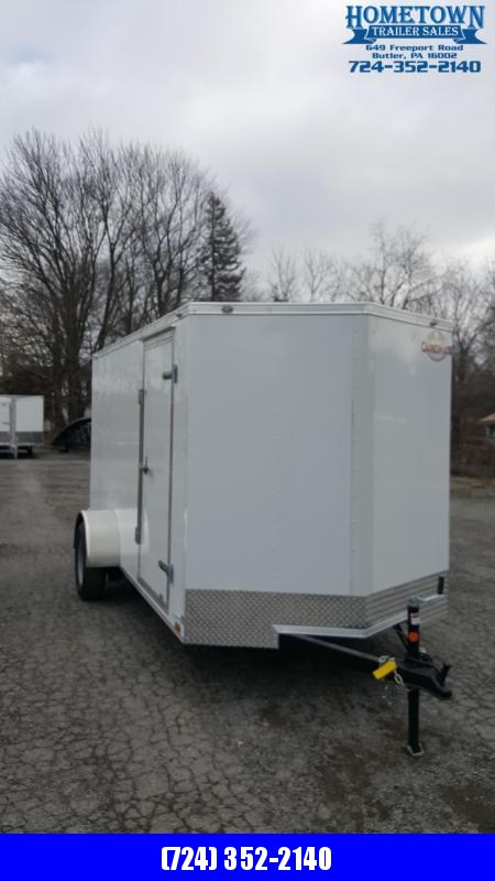 2021 Cargo Mate SSV612SA Enclosed Cargo Trailer