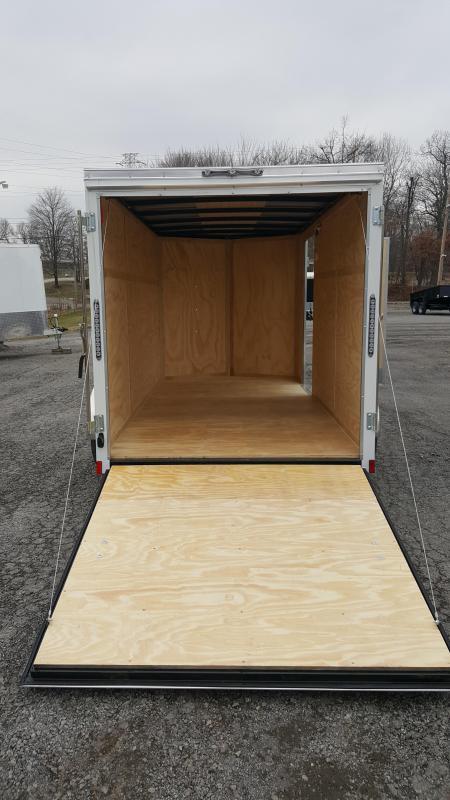 2021 Cargo Mate SSV612SA Enclosed Cargo Trailer