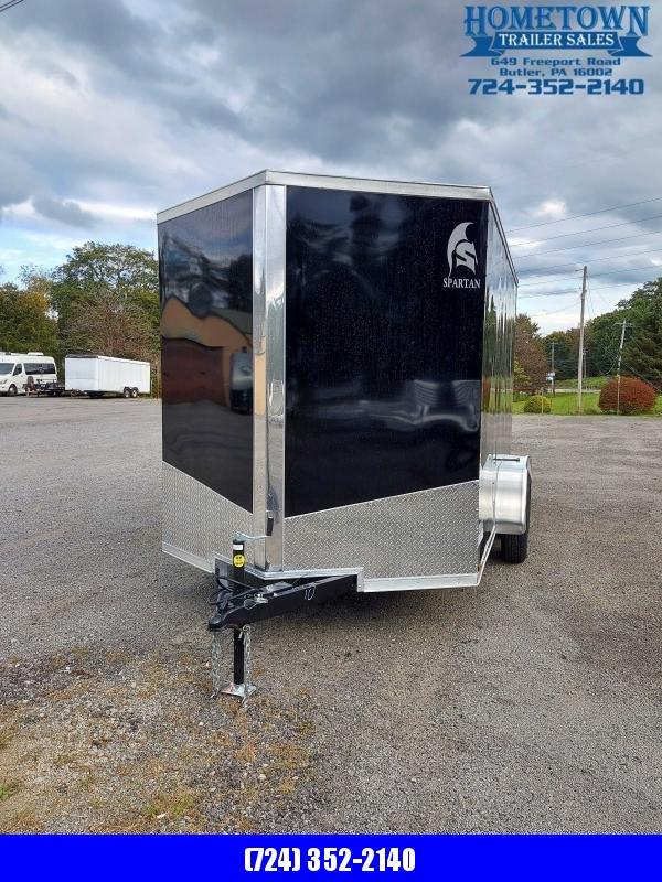 2022 Spartan Cargo Spartan S7X12TA Enclosed Cargo Trailer