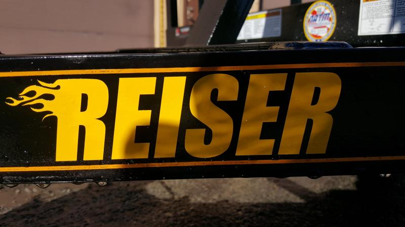 2021 Reiser Trailers L5x8 Flatbed Trailer