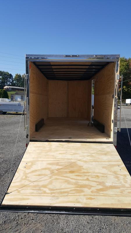 2021 Cargo Mate EHW 7/16 TA2 Enclosed Cargo Trailer