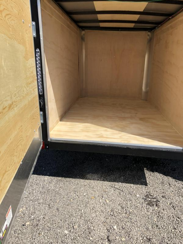 2020 Cargo Mate SS58SA Enclosed Cargo Trailer