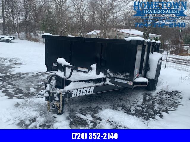 2021 Reiser Trailers D1212K Dump Trailer