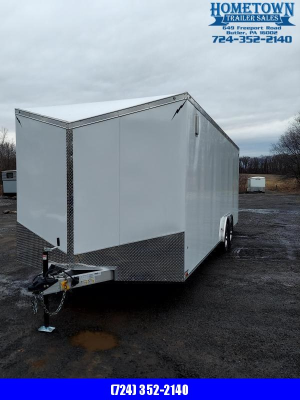 2021 Lightning Trailers 8BY24 Enclosed Cargo Trailer