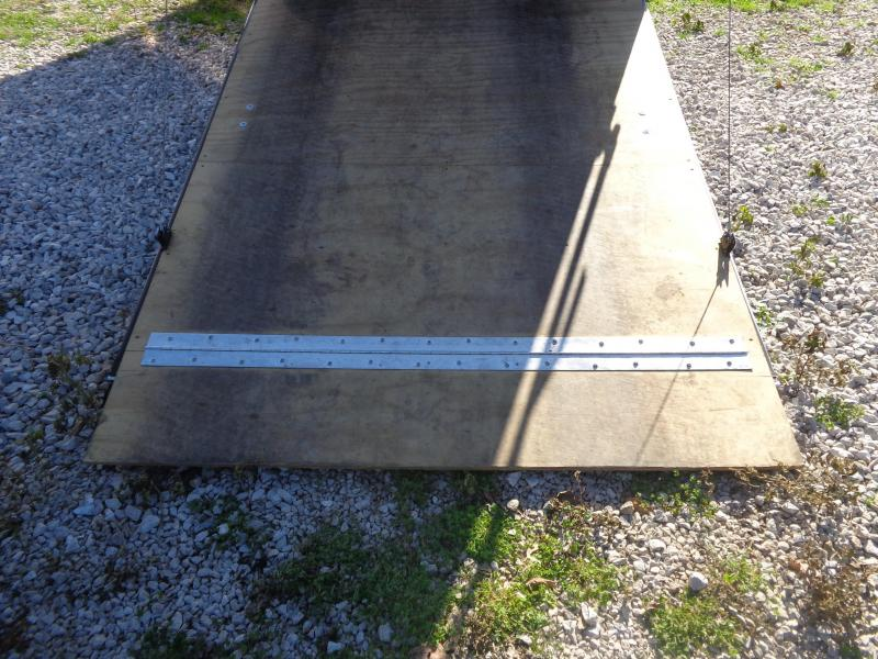 """USED 2019 Interstate 65"""" x 12 Enclosed Cargo Trailer"""