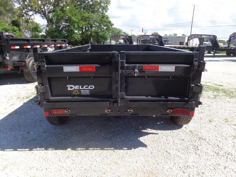 """Delco 60""""x10 Dump Trailer"""