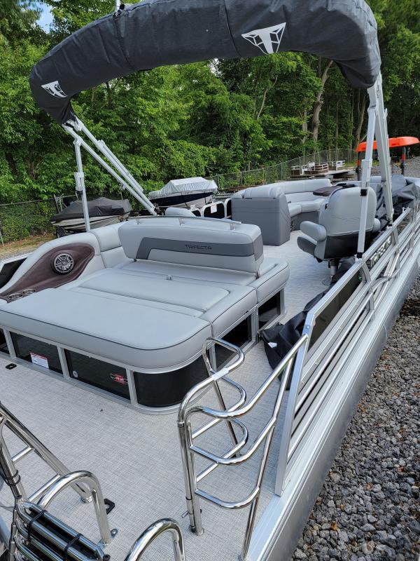 2022 Trifecta Pontoon 24SB2PC CS 2.75 Pontoon Boat