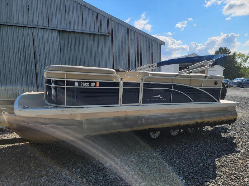 2015 Bennington 20SLM Pontoon Boat