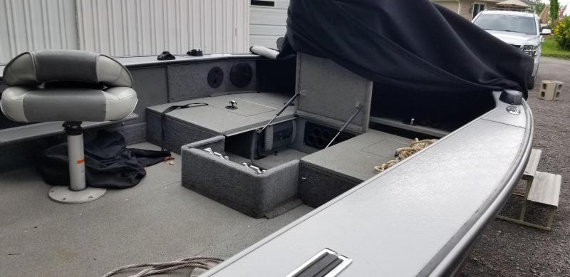 2003 Lund 1775 PRO V Fishing Boat