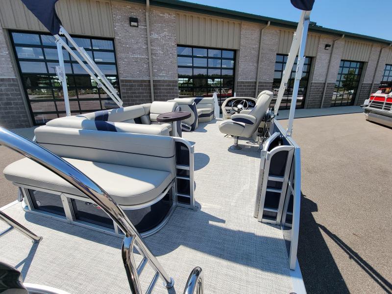 2022 Trifecta Pontoon 22C2 CS 2.75 Pontoon Boat
