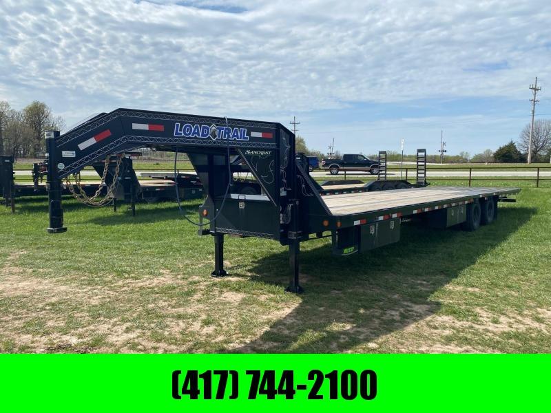 2021 Load Trail 102x36 Low-Pro GN Hydrotail W / Hyro Jacks