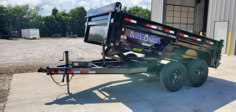 """2020 Load Trail 72X12 TANDEM 10K DUMP W/24"""" SIDES"""