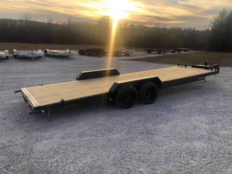 2021 MAXXD 83X24 Tandem Equipment Trailer