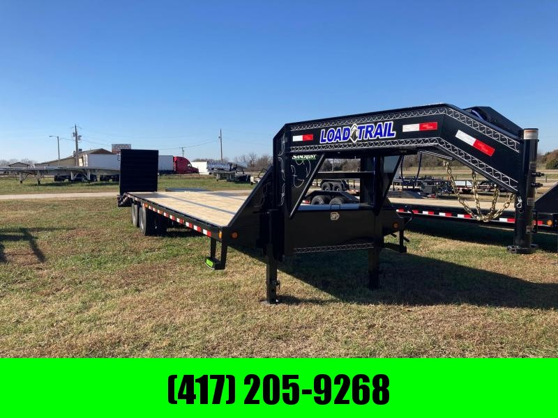 2021 Load Trail 102x32 Tandem 24K Low-Pro Flatbed Trailer