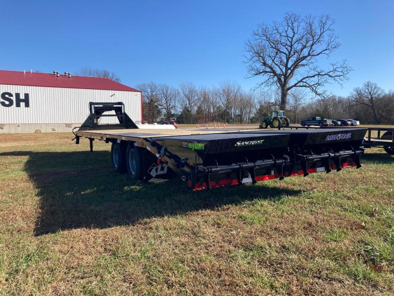2021 Load Trail 102x32 Tandem 24K Low-Pro Flatbed Trailer