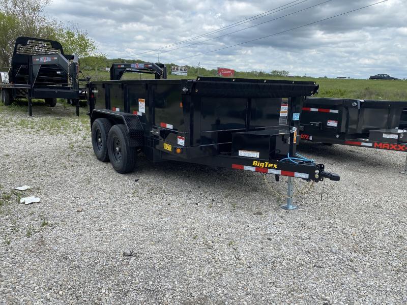 2021 Big Tex 83x12 10k  Dump Trailer