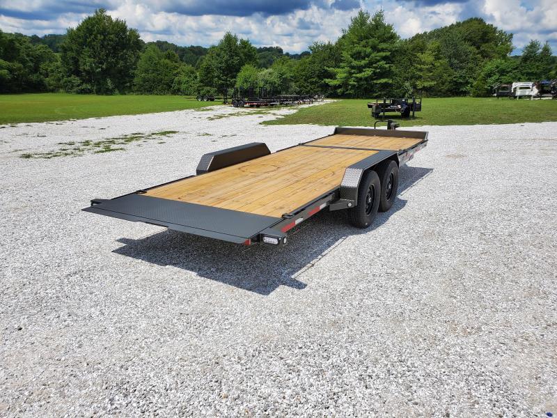 2020 MAXXD TILT 83'' X 22' - 14K Gravity Equipment Trailer G6X