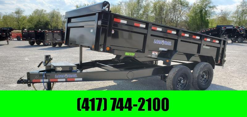 "2020 Load Trail 83X14 TANDEM 14K DUMP TRAILER W/ 24"" SIDES"