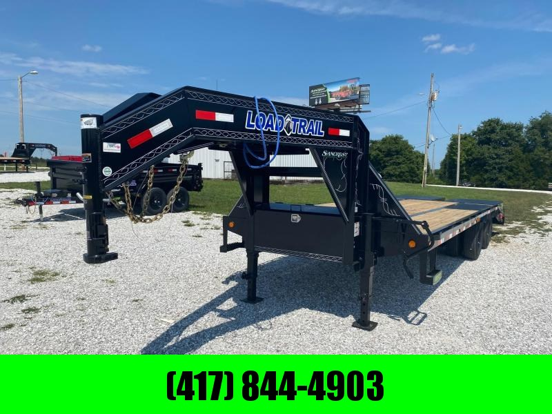 2021 Load Trail GOOSENECK Flatbed Trailer