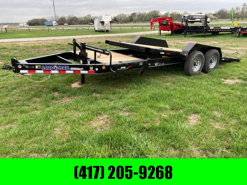 2021 Load Trail 83x20 Tandem Tilt-N-Go Equipment Trailer