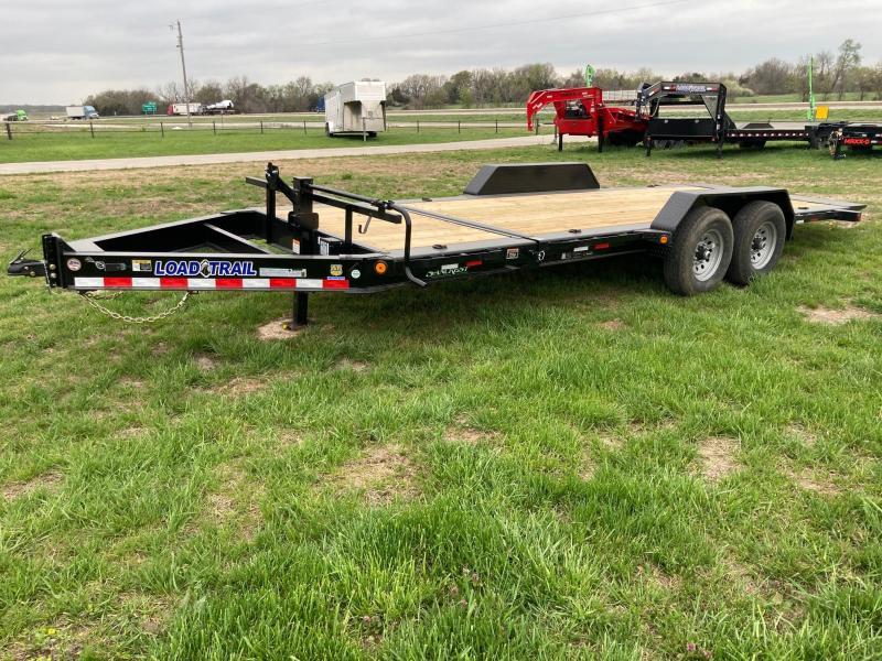 2021 Load Trail 83x20 Tandem Tilt-N-Go Equipment Trailer