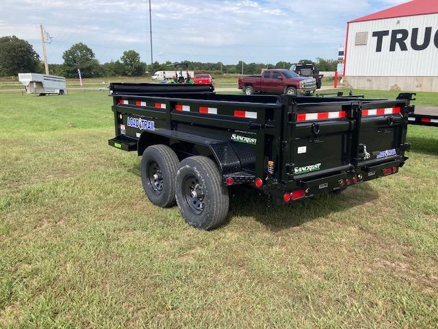 2021 Load Trail 72x12 10K Tandem Axle Dump Trailer