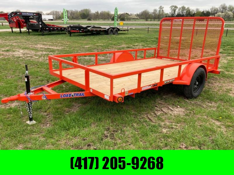 2021 Load Trail 77x12 Single Axle Utility Trailer