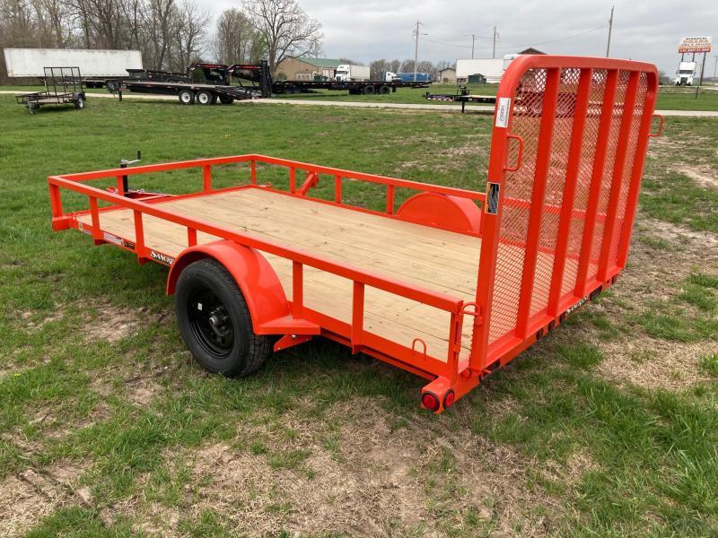 2021 Load Trail 77x12 Single Axle Utility Trailer