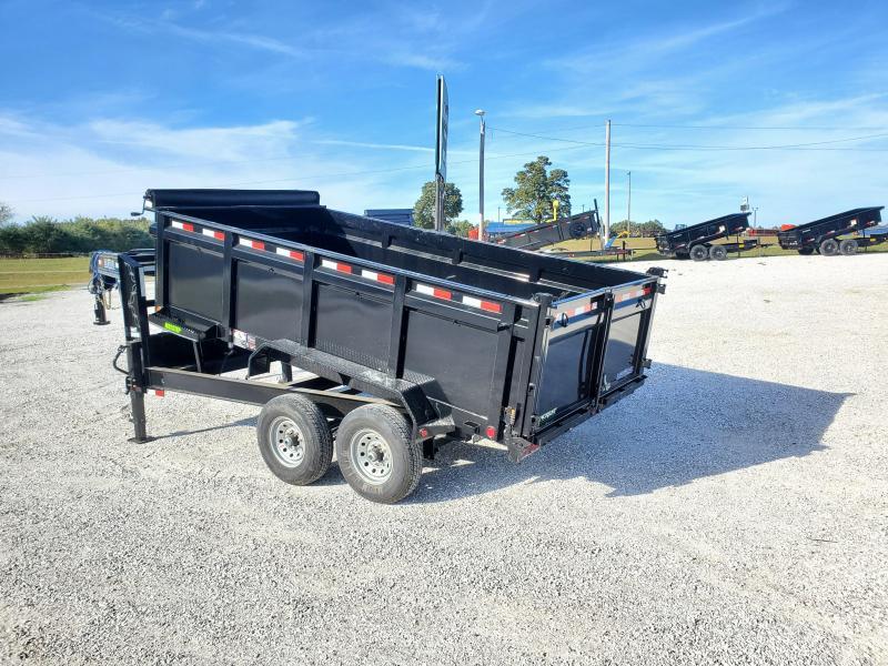2022 Load Trail 83x14 Gooseneck Dump Trailer